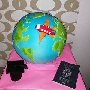 Earth cake - Cake by Laverna
