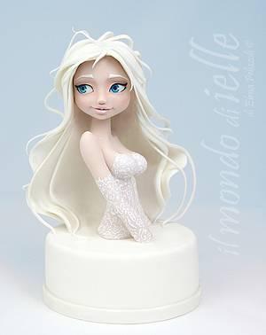 White Queen - Cake by il mondo di ielle