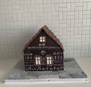 Cottage - Cake by Anka