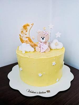 Little bear girl cake  - Cake by Vyara Blagoeva