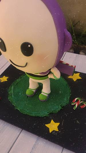 Buzz lightyear - Cake by Chica PAstel