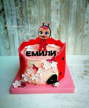 Cry babies little cake - Cake by My smiling collection