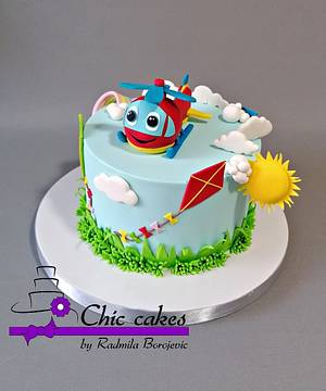 Kids cake... - Cake by Radmila
