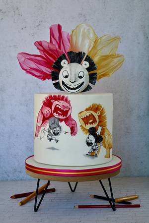 Funny Cake - Cake by tomima