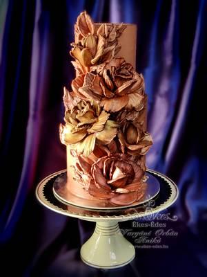 The Charming Chocolate - Cake by Aniko Vargane Orban