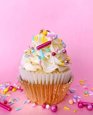 Vanilla Cupcake Recipe - Cake by Buttercut_bakery