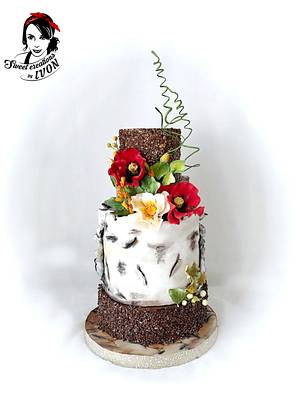 Jubilee Meadow Cake - Cake by Ivon