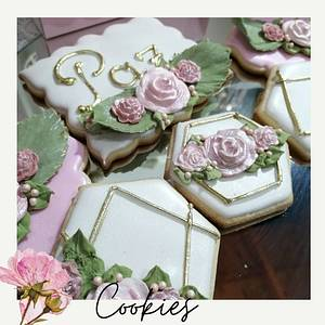 Cookies vintage  - Cake by Claudia Smichowski