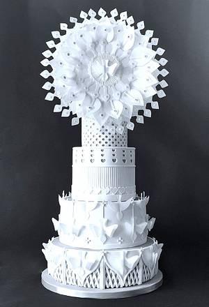 Avantgarde Cakes Next Generation  - Cake by Sugar Art by Linda