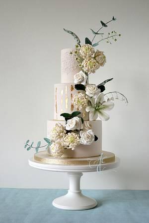 Stephanie - Cake by Amanda Earl Cake Design
