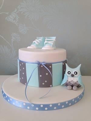 Baby shower cake - Cake by Cake Love