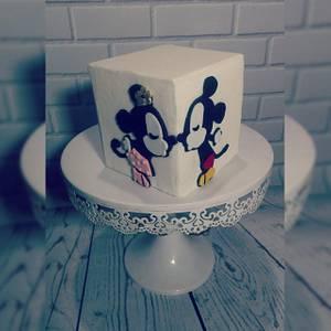 Amor❤️ - Cake by Yesiyodra90