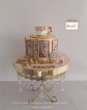 tea time - Cake by mona ghobara/Bonboni Cake