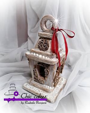 Gingerbread lantern - Cake by Radmila