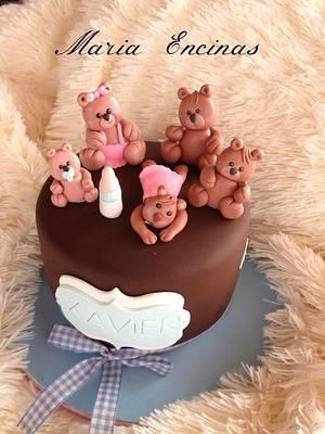 Tarta infantil - Cake by mariaencinas