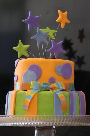 Sweet Sixteen - Cake by SarahBeth3