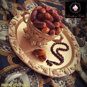 Ramadan cake  - Cake by mona ghobara/Bonboni Cake