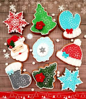 Merry Christmas! - Cake by DI ART