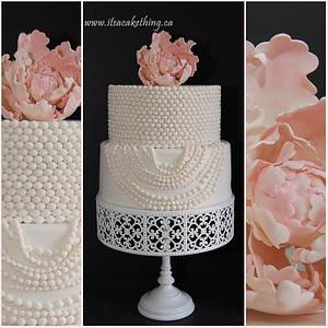 Wedding Love!  - Cake by It's a Cake Thing