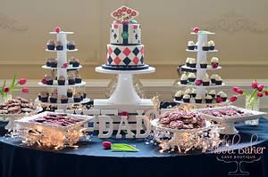 Casino Cake - Cake by The Novel Baker