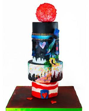 Haute Couture Cake - Cake by Shikha
