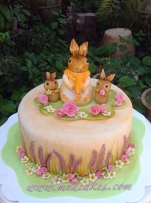 Mum's Treasure - Cake by Amy Teoh