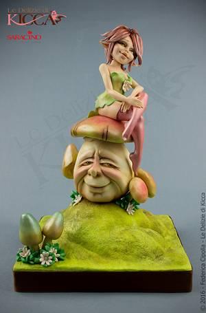 Diana - Cake by  Le delizie di Kicca