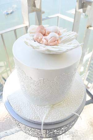 Purity - Cake by Indulgence by Shazneen Ali