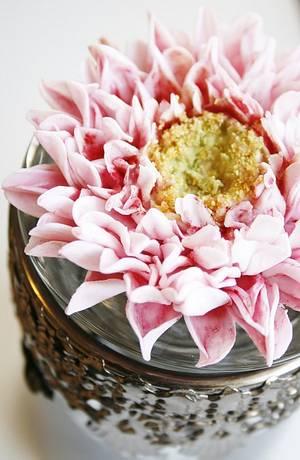 Fantasy flower - Cake by Sannas tårtor