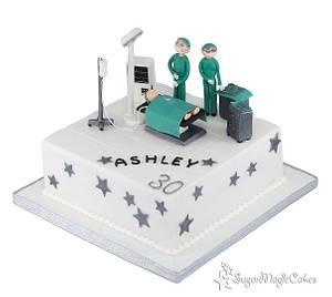 Surgery cake - Cake by SugarMagicCakes (Christine)