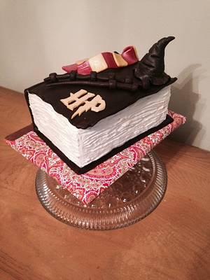 Harry Potter Cake - Cake by Kathryn