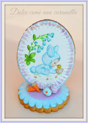 Easter Cookies - Cake by Dolce come una caramella