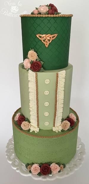 Bonnie Brae - Cake by vivalabuttercream