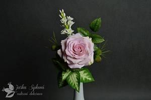 Rose - Cake by JarkaSipkova