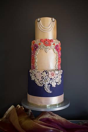 Ashoka - Cake by Anita