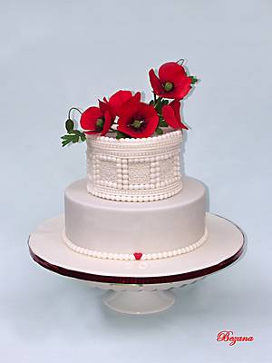 Cake with surprise - Cake by Zuzana Bezakova