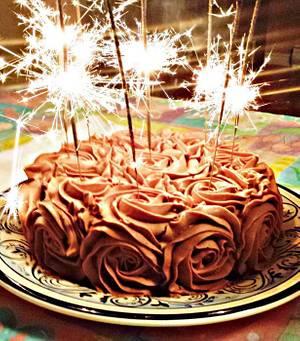 Chocolaty Goodness! - Cake by Princess of Persia