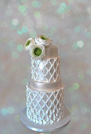 Royal wedding around the world - Cake by Delice