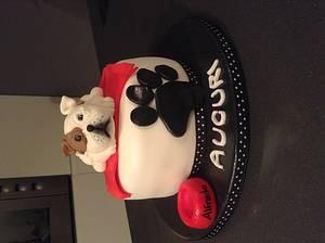Alfredo, an english bulldog - Cake by Eleonora Del Greco