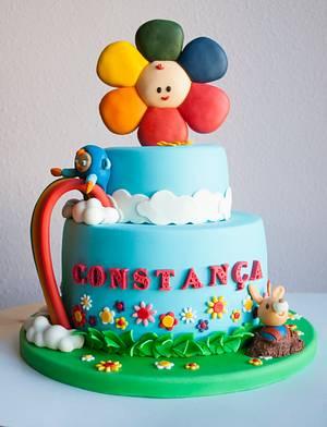 Baby's first cake - Cake by Ana Miranda