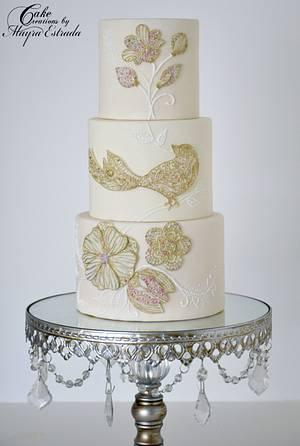 Mandala Inspired - Cake by Cake Creations by ME - Mayra Estrada