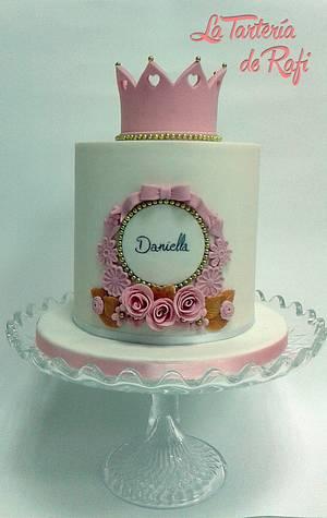 little princess - Cake by Rafaela Carrasco (La Tartería de Rafi)