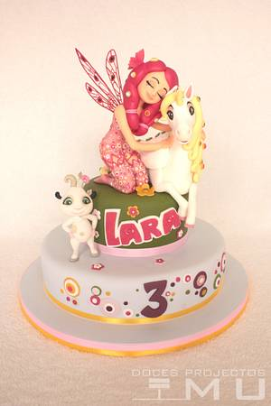 Cake Mia and Me - Cake by doces projectos MU