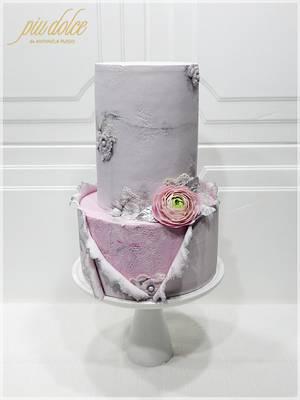 Modern cake - Cake by Piu Dolce de Antonela Russo