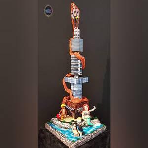 Once Upon Collab  - Cake by Mustafa Kansu