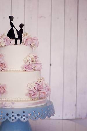 Marry Me?... - Cake by AysemOztas