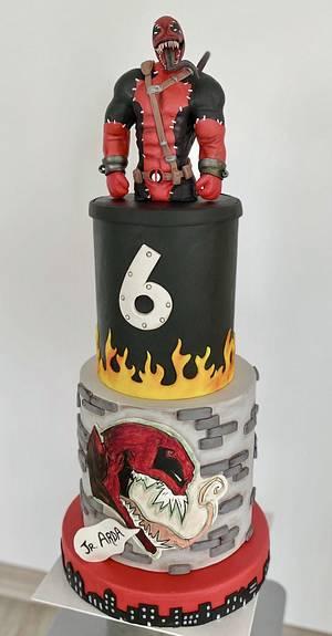 Venompool - Cake by Pinar Aran