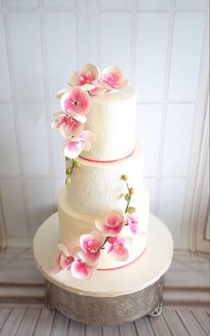 Elegance - Cake by Indulgence by Shazneen Ali