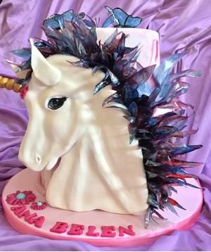 Unicorn cake - Cake by Zuzana