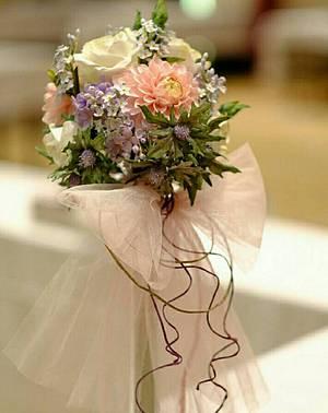 bridal bouquet- freeformed sugar flowers - Cake by Catalina Anghel azúcar'arte